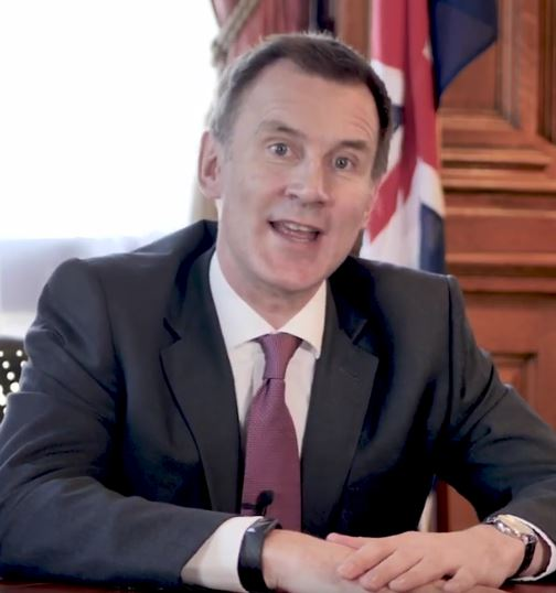 Jeremy Hunt, Drug User
